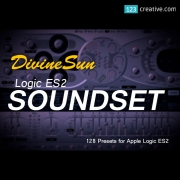 Apple Logic Pro ES2 patches, DivineSun ES2 Soundset