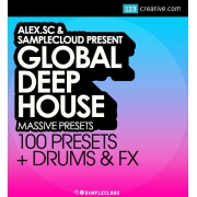 Global Deep House Massive Presets
