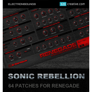 Sonic Rebellion patches for Renegade