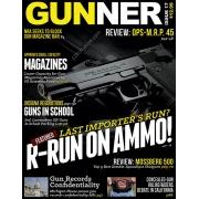 Professional Magazine Cover Design Template psd, sports magazine cover template, guns magazine cover template