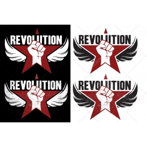 Revolution Logo templates
