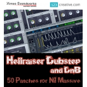 Hellraiser Dubstep and DnB patches for Massive