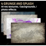 High resolution grunge and splash textures, high resolution subtle grunge textures