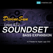 Apple Logic ES2 presets, bass presets, bass patches