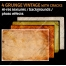 4 Grunge vintage textures with cracks (digitized)