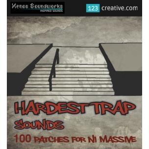 Hardest Trap Sounds - Massive presets