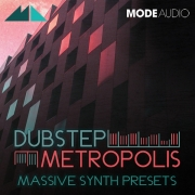 Dark Dubstep Massive presets, Dubstep Metropolis Massive Synth Bank