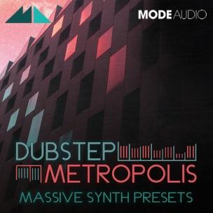 Dubstep Metropolis - Massive Preset Bank