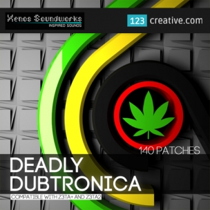 Deadly Dubtronica - Z3TA+ and Z3TA+ 2 presets
