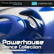 Powerhouse Dance Collection Sounds for Z3TA+ and Z3TA+ 2