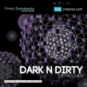 dark preset bank for z3ta synth, dub patches, glitch presets