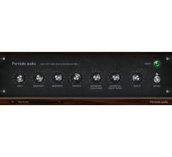 Pentode audio VBE-1 vacuum tube bass enhancer