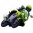 motorcycle vector, motorcycle driver vector art, motorcycle racing vector