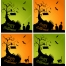 halloween vector illustrations, happy halloween vector graphics