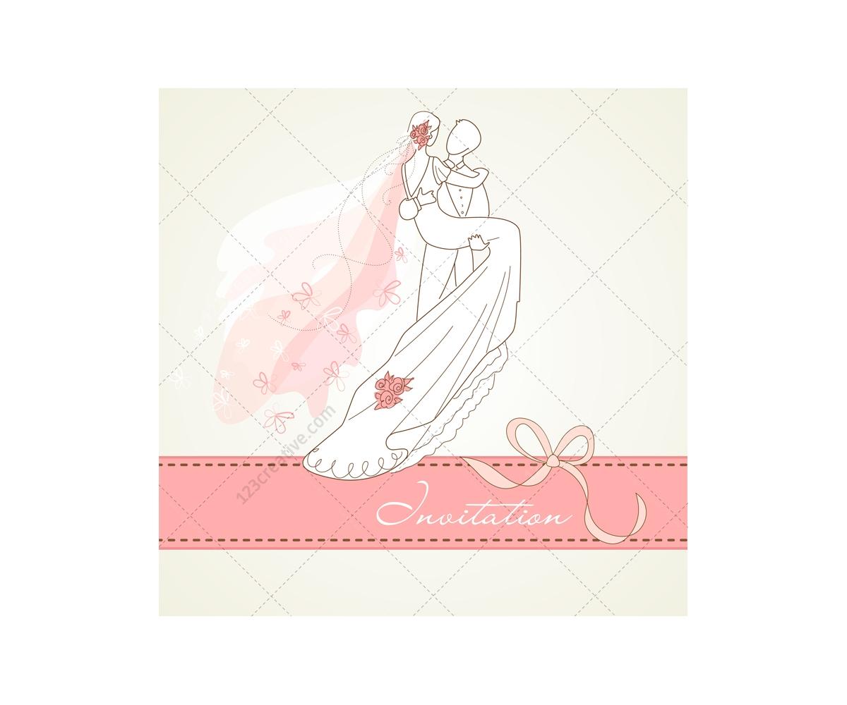 template for wedding card matik for. Black Bedroom Furniture Sets. Home Design Ideas