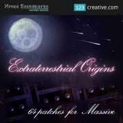Extraterrestrial Origins preset bank for Massive, ambient massive presets, epic space pads, space sound presets