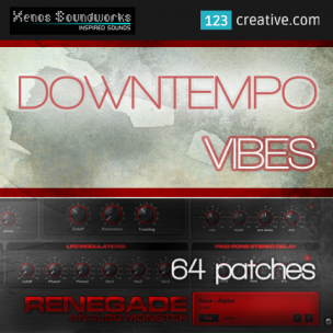 Downtempo Vibes - Renegade presets