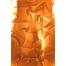 abstract textile texture background, orange chiffon background