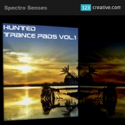 Trance Pad Loops, Trance Production Loops, Hunted - Trance Pads Vol.1