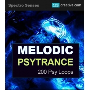 melodic psytrance loops, psytrance production loops