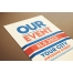 modern club design template, psd club party card, modern theme flyer