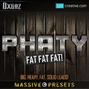 Phaty Massive presets, big, heavy, fat, solid Leads, Big Room, Progressive, Dubstep