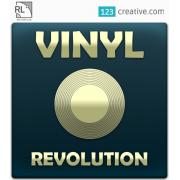 Vinyl Revolution - drum and FX samples, trip hop samples, ultimate sample pack
