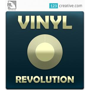 Vinyl Revolution - drum and FX samples
