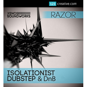 Isolationist Dubstep and DnB presets for NI Razor