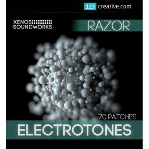 Electrotones - dance Razor presets