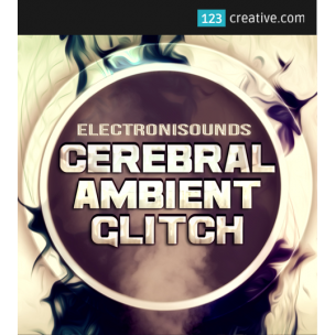 Cerebral Ambient Glitch Sample pack