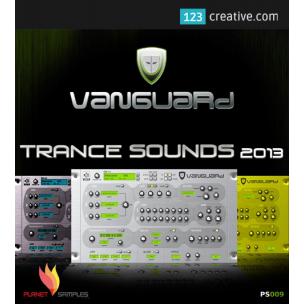 Vanguard Trance Sounds - Vanguard presets