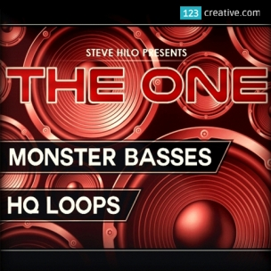 Monster basses - 250 haunting loops