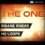 The One Insane Risers samples, Trap samples, Dubstep loops, House samples
