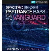 vanguard presets, psytrance bass presets, refx vanguard presets