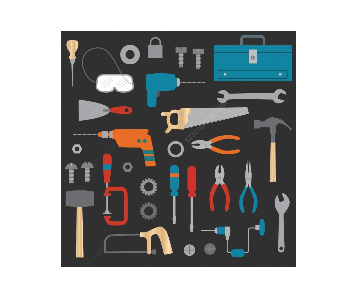 Workshop Tools Vector Graphics Various Vector Tools In