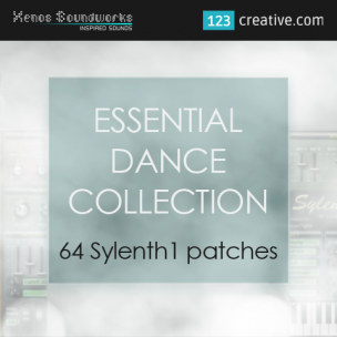 Essential Dance Collection - Sylenth1 presets