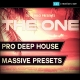 eep house massive presets, house presets for massive, house massive preset bank, deep house sounds