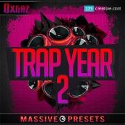 trap massive presets, trap leads, trap plucks, trap presets NI Massive, trap synth presets