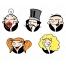 face avatar vectors, cartoon avatar vector, lady avatar vector, gentleman, boy avatar vector, girl, child avatar vector