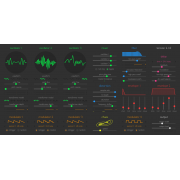 Sinevibes Torsion hybrid synthesiser, 64 bit AU plugin, 64 bit MAC plugin, Audio Unit instrument plugin