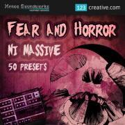 dark ambient massive presets, dark presets for NI Massive, cinematic sounds