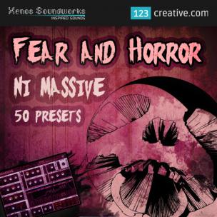 Fear and Horror - dark presets for NI Massive