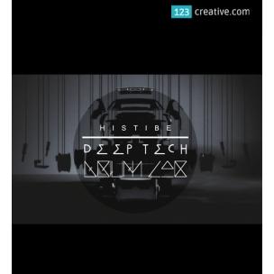 Deep Tech Drum Lab Sample pack