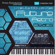 u-he Hive presets, Presets for u-he hive, Future Retro Beats