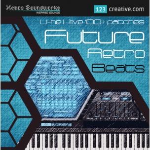 Future Retro Beats - u-he Hive presets