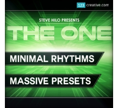 Minimal Rhythms - Massive presets