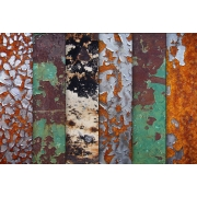 6 Rusty metal textures (high resolution)