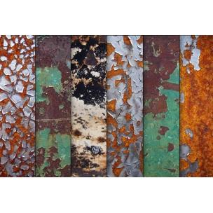 6 Rusty metal textures (high resolution)