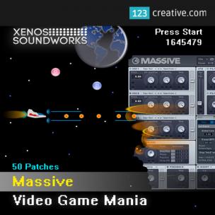 Videogame Mania - NI Massive presets